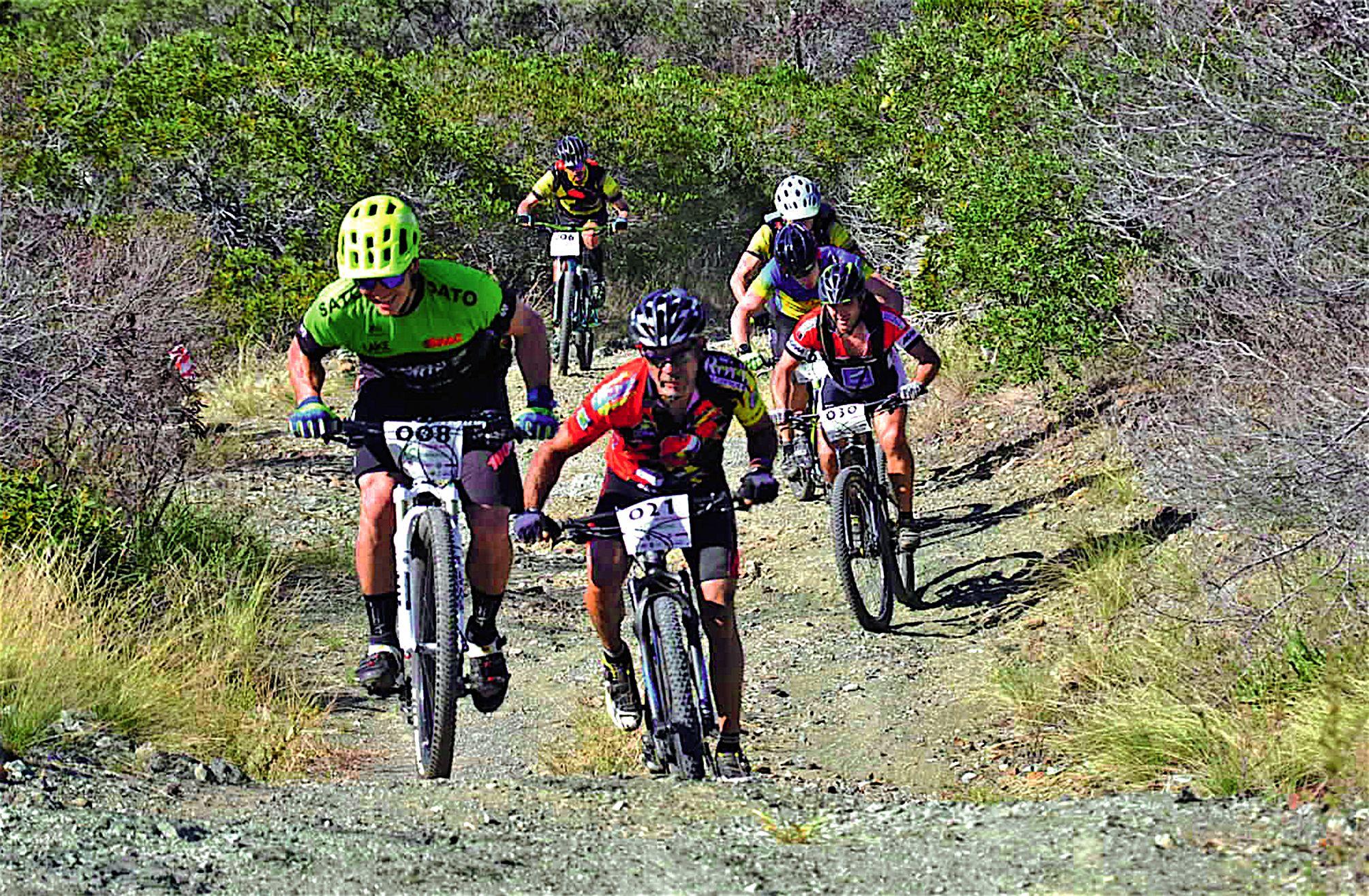 C'est par la volonté conjointe de l'AS l'Enfer du Nord  et du Comité régional de cyclisme qu'une étape de cette  3e édition du X Caledonia a pu être organisée à Koumac jeudi.