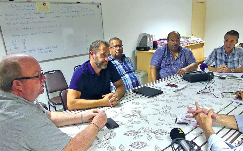 L'Usoenc, la Cogetra, la fédération des fonctionnaires et l'UC CFE-CGC mènent un combat en Intersyndicale depuis plus de dix ans. Archives LNC