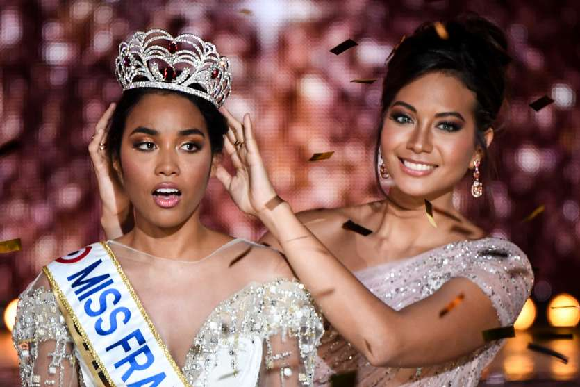 cl mence botino miss guadeloupe lue miss france 2020. Black Bedroom Furniture Sets. Home Design Ideas