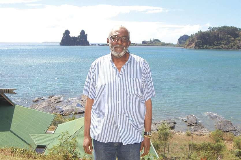 Papa Hadji est originaire des Comores.