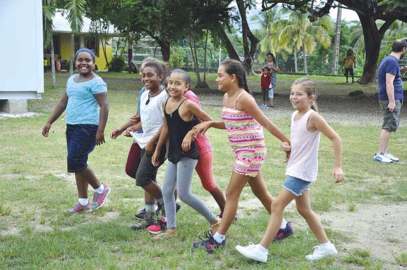 Les élèves de l'école du village ont fait leur rentrée lundi dans de très bonnes conditions.
