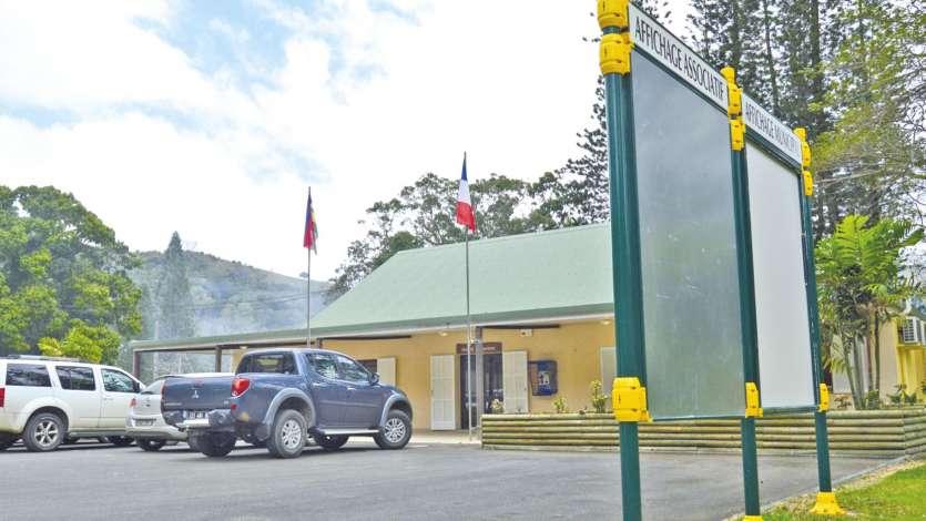 Le conseil municipal de Sarraméa est bloqué après le rejet du budget 2018.