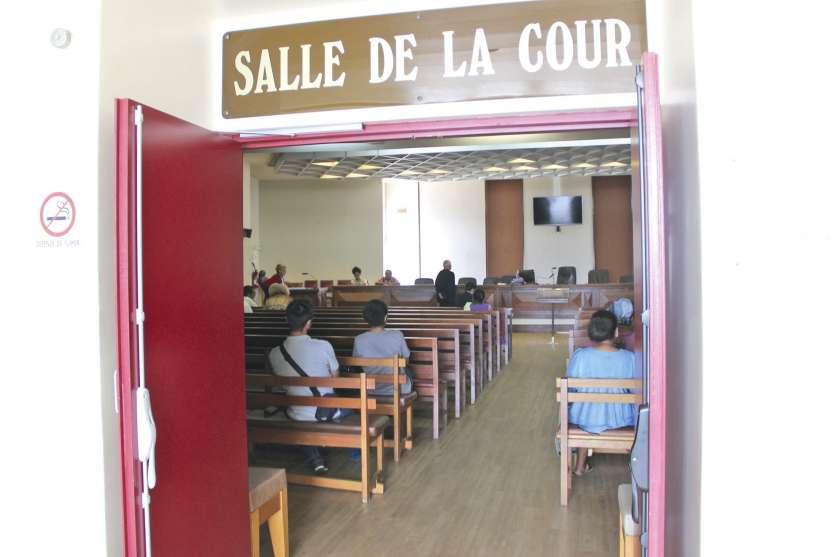 Condamnée à cinq années de prison dont quatre avec sursis par la cour d'assises, hier matin, Penina Helloa est partie au Camp-Est pour purger la peine ferme, soit un an.