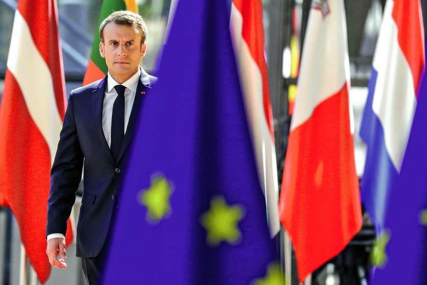 De la CGT au Medef, tous critiquent la méthode Macron.Photo AFP