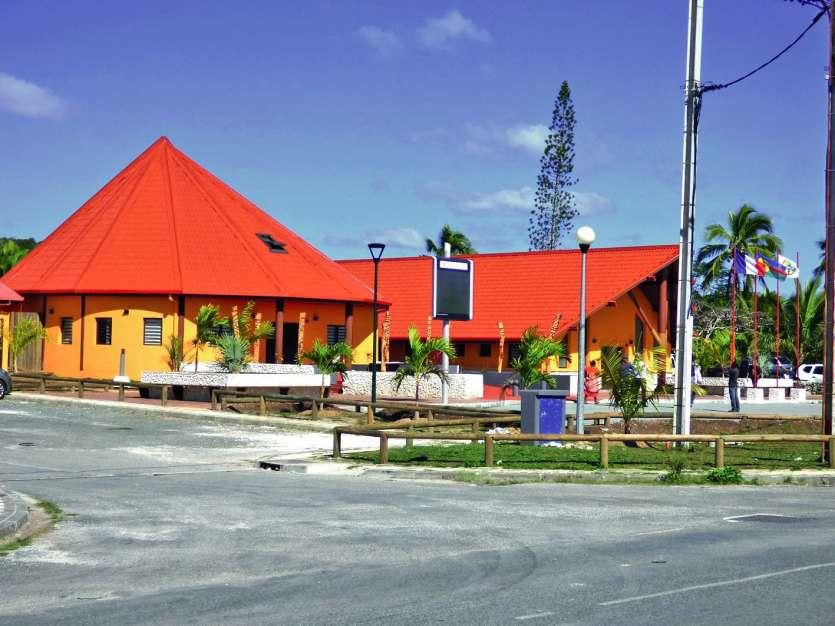 Après douze mois de travaux, la mairie dévoile ses nouveaux services.Photo M.G.