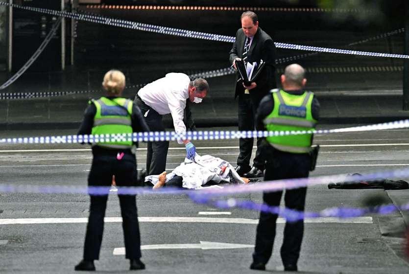 La dernière attaque remonte au 9 novembre. Depuis 2014, la police australienne a inculpé 90 personnes dans le cadre de 40 enquêtes antiterroristes.Photo AFP
