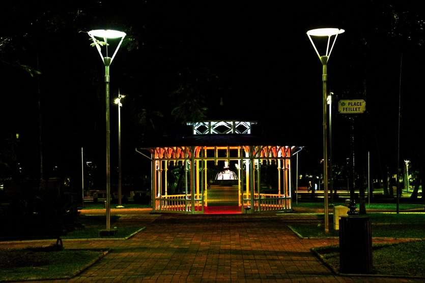 La ville choisit les leds pour illuminer ses rues et ses parcs. 11 000 points lumineux doivent être modernisés d'ici 2023. Photo Thierry Perron
