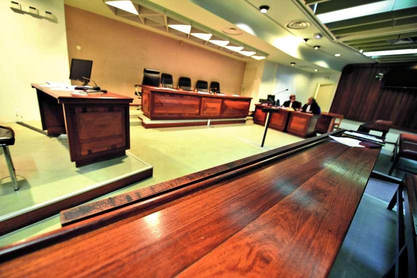Outre le mandat de dépôt, les juges ont globalement suivi les réquisitions du procureur. Photo Archives LNC