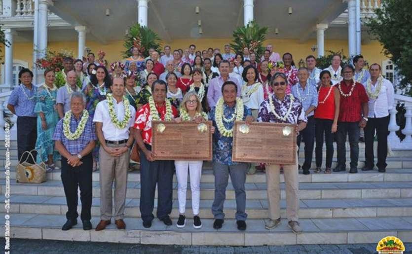 Ce jumelage est considéré comme un enrichissement pour les deux capitales. Il a notamment pour but de développer la francophonie. Photo Radio1 Tahiti