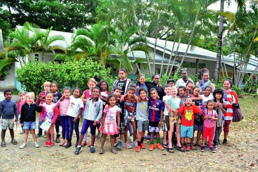 Une trentaine d'enfants ont participé aux activités et sorties mises en place lors du centre de vacances et de loisirs installé à l'école des Lys d'eau.