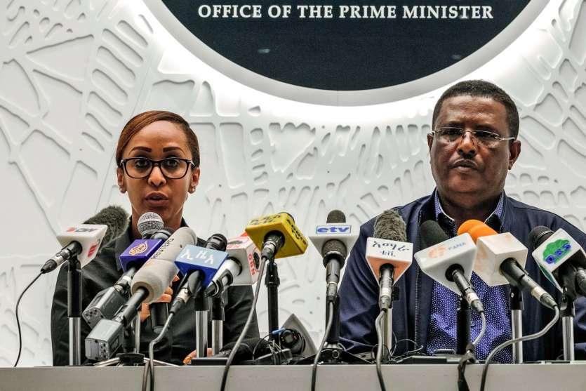 La chargée de presse et le porte-parole du Pemier ministre éthiopien ont indiqué que des troubles ont aussi frappé Addis Abeba, la capitale fédérale. Photo Eduardo Soteras/AFP