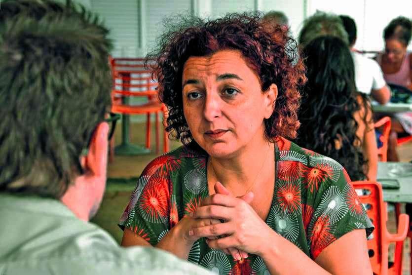 Chérifa Linossier avait porté plainte en février contre l'ancien ambassadeur. Ph. J.-A.G.-L.