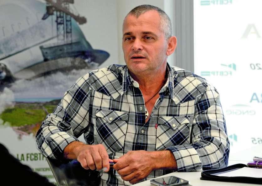 Le BTP, qui comptait 9 500 salariés en 2011, n'en compte plus que 6 700 aujourd'hui, se désole Silvio Pontoni.Photo Thierry Perron