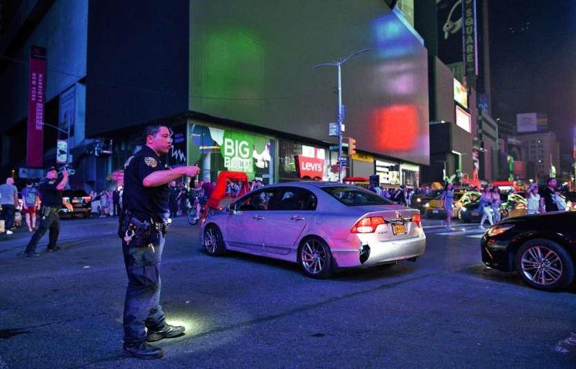 Plus de 40'000 New-Yorkais privé d'électricité
