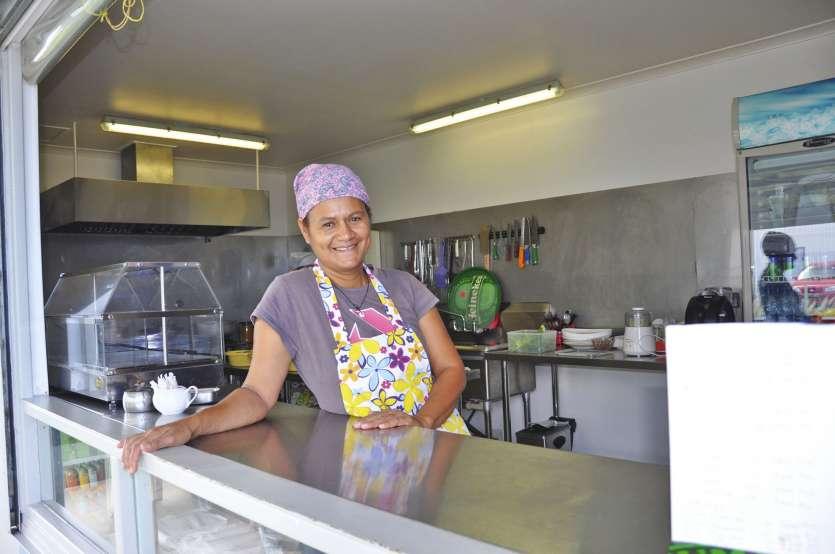 Le snack le Filao, se trouve à l\'entrée nord du village, à proximité de la quincaillerie.