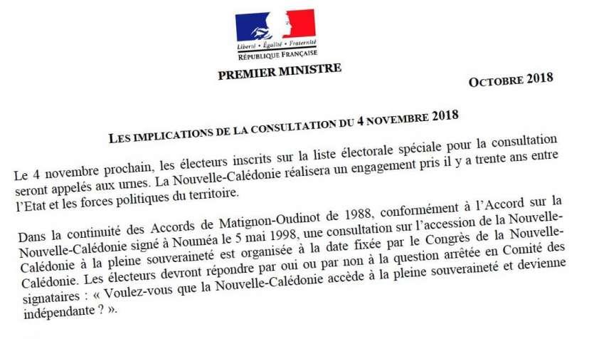 Pdf Les Implications De La Consultation Du 4 Novembre 2018 Selon L