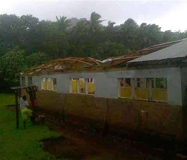 Le cyclone Donna menace la Nouvelle-Calédonie