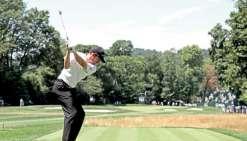 Jimmy Walker prend la tête du PGA