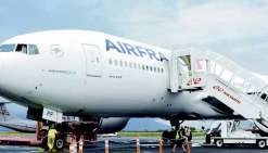 Menace de grève chez Air France