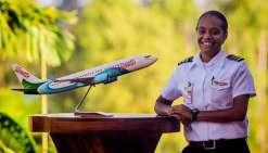 Une première Vanuataise pilote d'ATR 72-600 sur Air Vanuatu