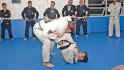 Une nouvelle école brésilienne de jiu-jitsu est née