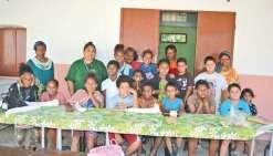 Dix-sept enfants préparés à recevoir leur première communion