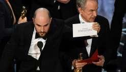 Confusion aux Oscars: le cabinet d'audit s'excuse