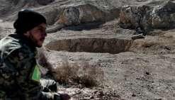 En Irak, un gouffre perdu dans le désert devenu