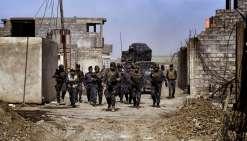 Mossoul: les forces irakiennes atteignent un pont sur le Tigre