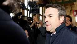 Impôts en retard: 3 mois avec sursis et un an d'inéligibilité pour l'ex-ministre Thévenoud