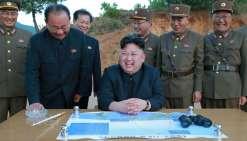La Corée du Nord a tiré ce qui semble être un missile