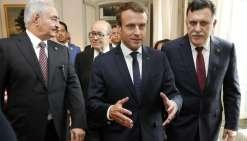Rencontre entre les deux rivaux libyens, projet de déclaration commune