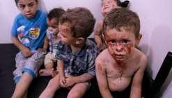 Syrie: onze civils tués en 24 heures dans des raids aériens sur une ville rebelle