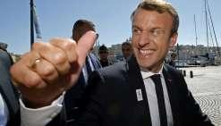 Regain de popularité en septembre pour Macron, qui remonte à 45% (sondage)