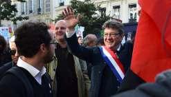 Mélenchon réplique à Macron:
