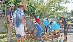 La permaculture pousse à l'école Louise-Michel