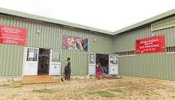 Les nouvelles enseignes de l'épicerie Ko Mwanke