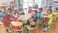 Le Petit Prince de Téari va raconter la vie de l'école