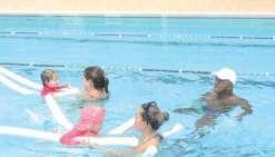 Les bébés nageurs dans le grand bain