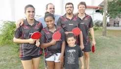 Les pongistes de La Foa partent à Fidji