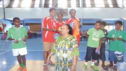 La Coupe Yeiwene 2017 a pris fin