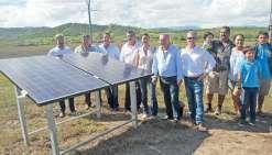 La ferme photovoltaïque Hélios-Moindou voit le jour