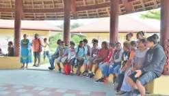 Le collège Shéa-Tiaou veut faire toujours mieux