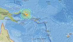 Un séisme de magnitude 8 secoue la Papouasie-Nouvelle-Guinée