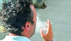 Recul de 6% de la consommation de tabac