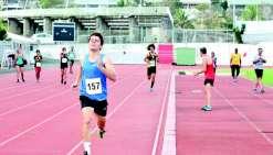 Un nouveau record sur 1 000 m pour Cochou