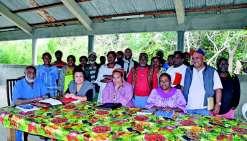 La tribu de Cuaden se prépare à accueillir la Journée citoyenne