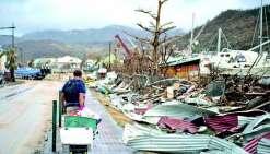 Saint-Martin : coopérer pour reconstruire