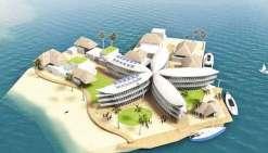 Cité flottante en Polynésie, les travaux pourraient débuter en 2019