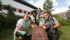 Médipôle de Koutio : hommage aux donneurs d'organes